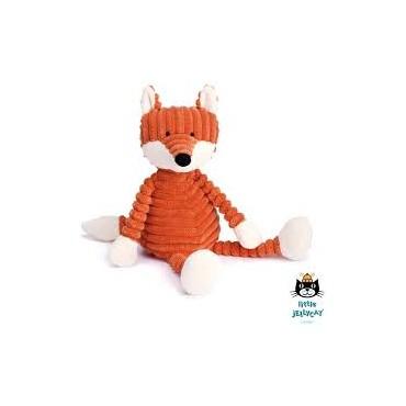 Baby Cordy Roy Fox - Jellycat -Trésors d'enfance à Rodez