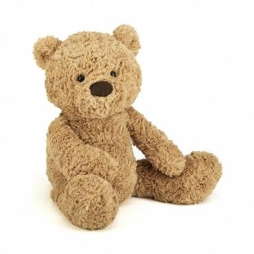 Peluche Ours : Bumbly Bear Large - Jellycat - Trésors d'Enfance à Rodez