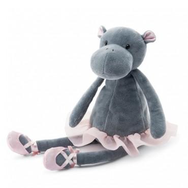Peluche danseuse Hippo 33 cm - Jellycat Trésors d'Enfance à Rodez