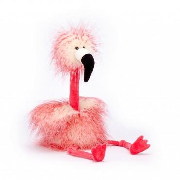 Flora Flamingo - Jellycat - Trésors d'Enfance à Rodez