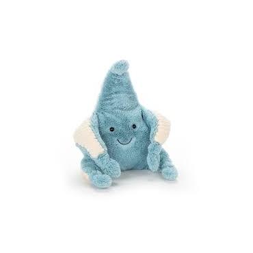 Skye Starfish - Jellycat - Trésors d'Enfance à Rodez