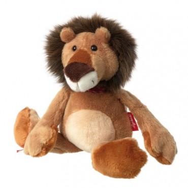 Peluche grand lion : Silvio - Sigikid - Trésors d'Enfance à Rodez