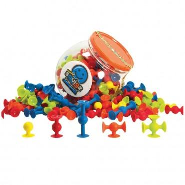Mini Squigz, set de 75 pièces - Trésors d'Enfance à Rodez