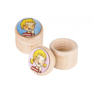 Boîte à dent - Goki - Trésors d'Enfance à Rodez