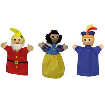 Marionnette Prince Vendelin - Bass et Bass - Trésors d'Enfance à Rodez