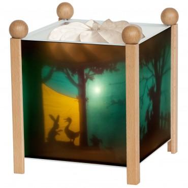 Lanterne Magique : Gédéon Naturel - Trousselier - Trésors d'Enfance à Rodez