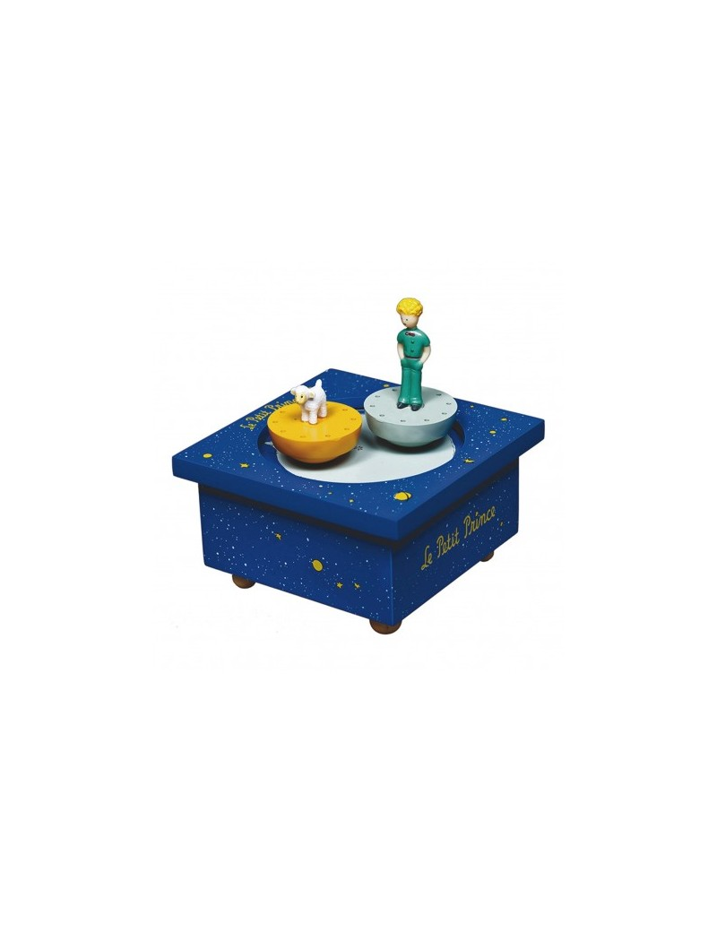 Boîte à Musique Magnétique : Petit Prince - Trousselier - Trésors d'Enfance à Rodez