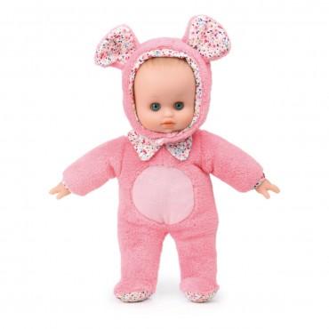 Anibabies 28 cm : Souricette - PetitCollin - Trésors d'Enfance à Rodez