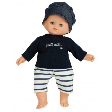 Petit Câlin 36 cm : Paul - PetitCollin - Trésors d'Enfance à Rodez