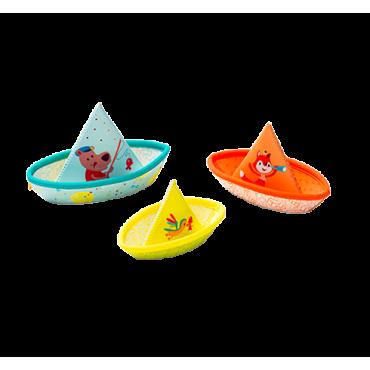3 Bateaux flottants - Lillipuciens - Trésors d'enfance à Rodez