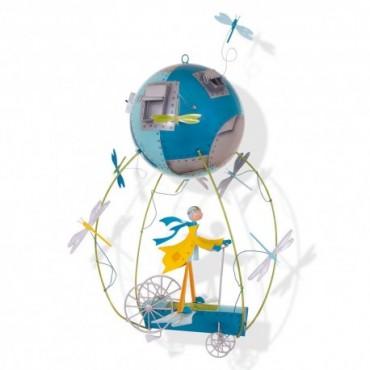 Schlumperter : L'Enfant et l'Avion - L'Oiseau Bateau - Trésors d'Enfance à Rodez