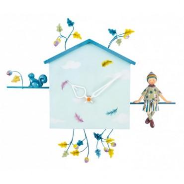Alabonneheure : Le Garçon et l'Écureuil - L'Oiseau Bateau - Trésors d'Enfance à Rodez