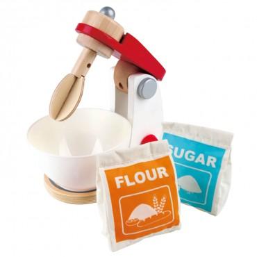 Robot de Cuisine Blanc - Hape - Trésors d'Enfance à Rodez