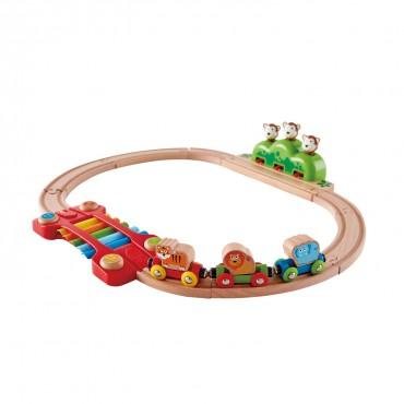 Chemin de fer musical de la Jungle - Hape - Trésors d'Enfance à Rodez