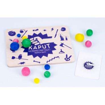 Jeu de Rapidité : Kaput - Les Jouets Libres - Trésors d'Enfance à Rodez