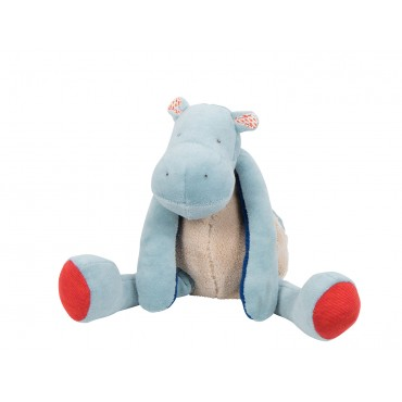 Poupée Hippopotame - Les...