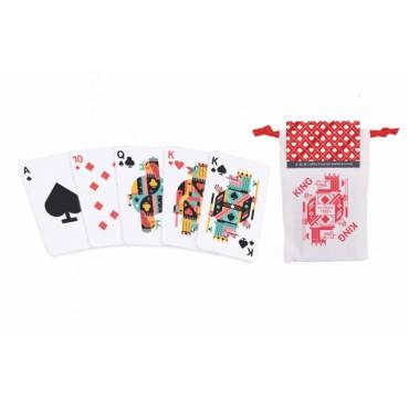 King - 52 cartes - Les Jouets Libres - Trésors d'Enfance à Rodez