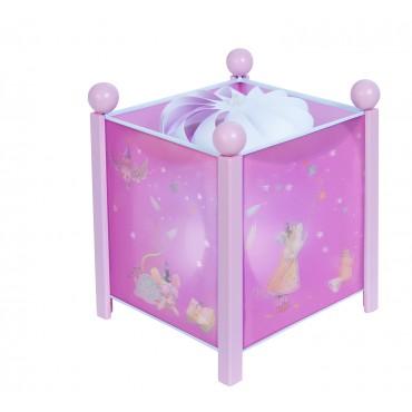 Lanterne magique - Il était une fois - Moulin Roty - Trésors d'Enfance à Rodez-veilleuse-enfant-bébé-cadeau