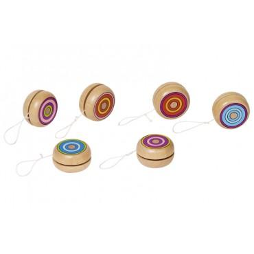 Yo-yo coloré - Goki - Trésors d'Enfance à Rodez