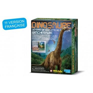 Déterre ton dino Brachiosaure - 4M - Trésors d'Enfance à Rodez