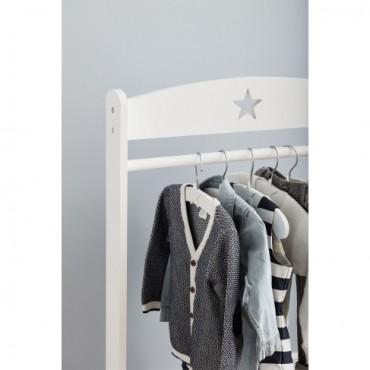Porte-manteau Star - Kids Concept - Trésors d'Enfance à Rodez