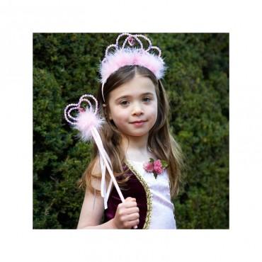 Diadème et Baguette magique - Travis Design - Trésors d'Enfance à Rodez-déguisement fille-carnaval-Halloween-jeux-jouets-