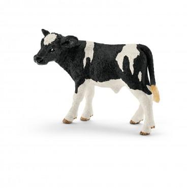 Veau Holstein - Figurine Animal - Schleich - Trésors d'Enfance à Rodez