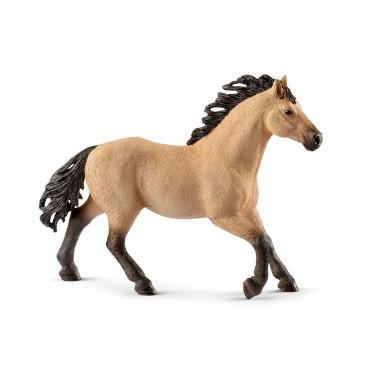 Cheval Etalon Quarter - Figurine Animal - Schleich - Trésors d'Enfance à Rodez