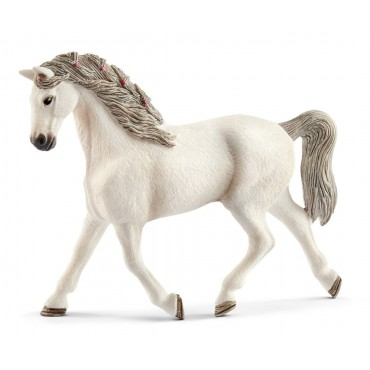 Jument Holstein - Figurine Animal - Schleich - Trésors d'Enfance à Rodez