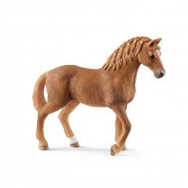 Jument Quarter - Figurine Animal - Schleich - Trésors d'Enfance à Rodez