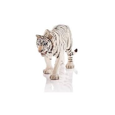 Tigre blanc mâle - Figurine Animal - Schleich - Trésors d'Enfance à Rodez
