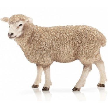 Mouton - Figurine Animal - Schleich - Trésors d'Enfance à Rodez