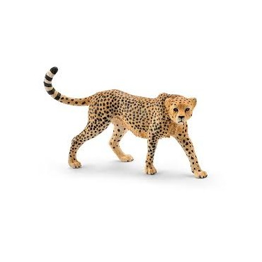 Guépard femelle - Figurine Animal - Schleich - Trésors d'Enfance à Rodez