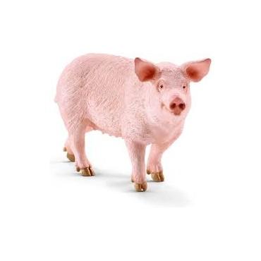 Cochon - Figurine Animal - Schleich - Trésors d'Enfance à Rodez