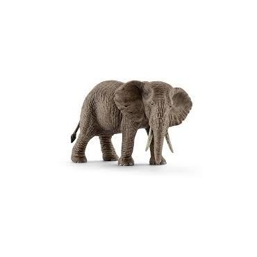Éléphant d'Afrique Femelle - Figurine Animal - Schleich - Trésors d'Enfance à Rodez