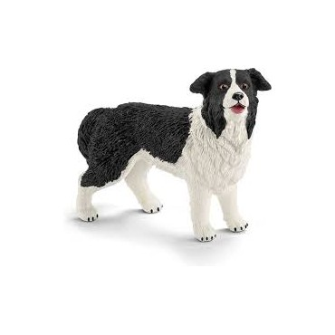 Border collie - Figurine Animal - Schleich - Trésors d'Enfance à Rodez