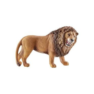 Lion rugissant - Figurine Animal - Schleich - Trésors d'Enfance à Rodez