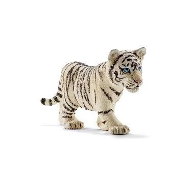 Bébé Tigre blanc - Figurine Animal - Schleich - Trésors d'Enfance à Rodez