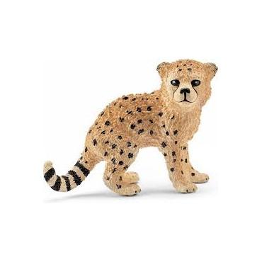 Bébé Guépard - Figurine Animal - Schleich - Trésors d'Enfance à Rodez