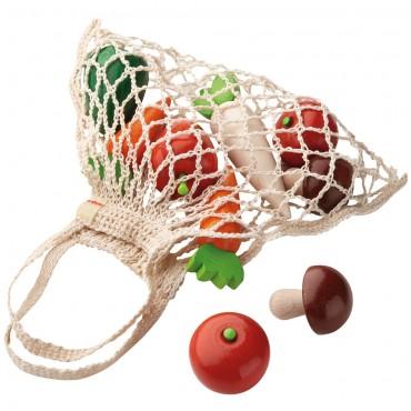 Filet à provision de légumes - Haba - Trésors d'Enfance à Rodez