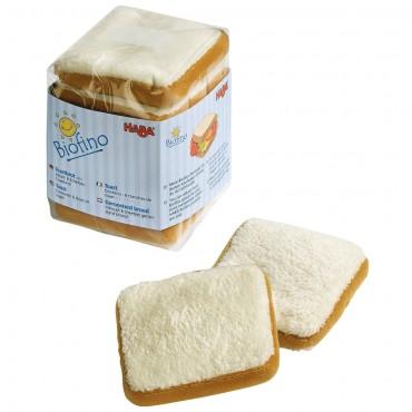 Tranches de pain de mie Toast - Haba - Trésors d'Enfance à Rodez