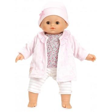 Poupon Petit Câlin 36 cm : Lila - PetitCollin - Trésors d'Enfance à Rodez
