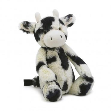 Peluche Vache 31 cm - Bashful Calf Medium - Jellycat - Trésors d'Enfance à Rodez