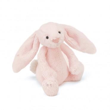 Peluche Hochet Lapin Pink...