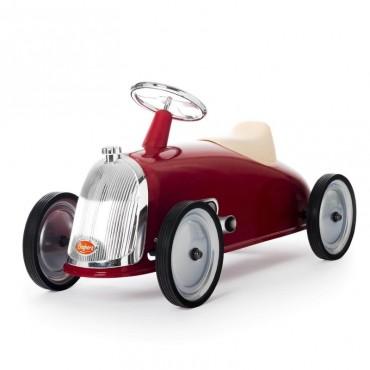 Porteur en Métal Rider Rouge - Baghera - Trésors d'Enfance à Rodez