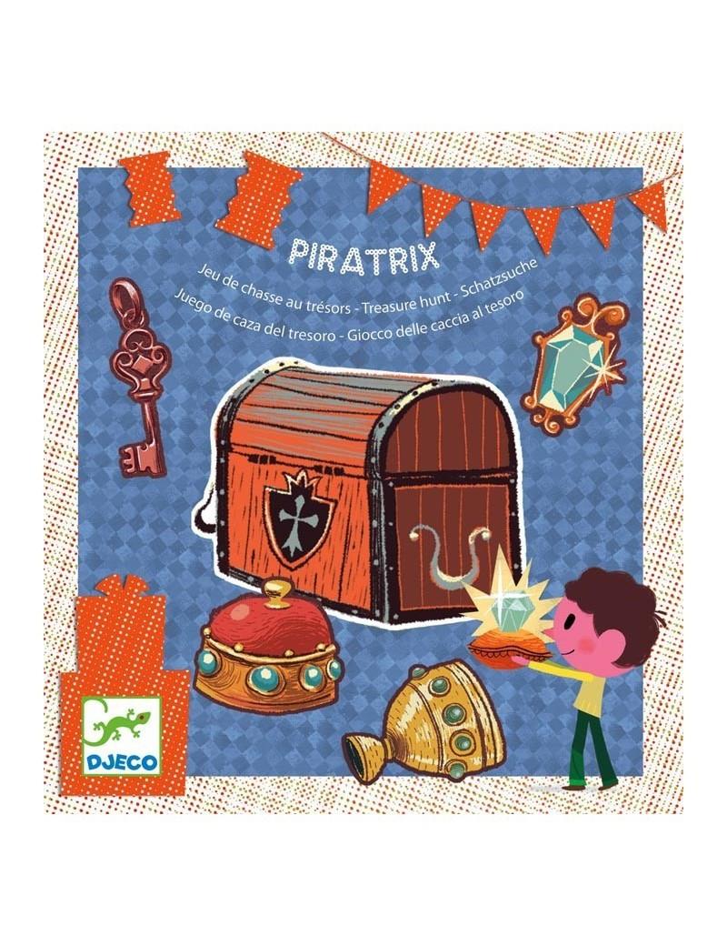 Piratrix - Djeco - Trésors d'Enfance à Rodez