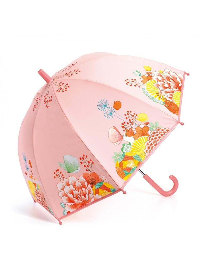 Parapluie : Jardin Fleuri - Djeco - Trésors d'enfance en Aveyron