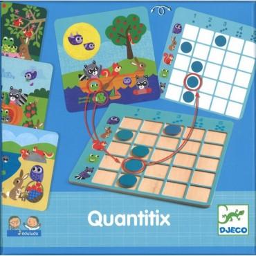 Quantitix - Djeco - Trésors d'Enfance à Rodez