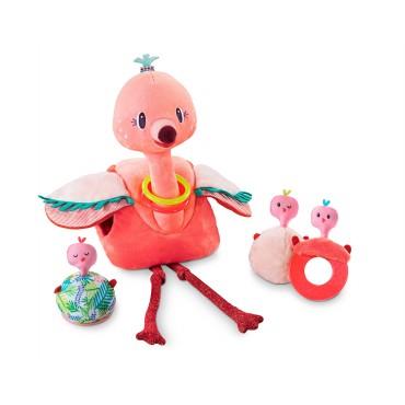 Anaïs et ses bébés - Hochet - Les trésors d'enfance
