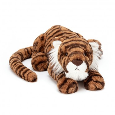 Peluche Tigre : Tia Tiger Little - Jellycat - Trésors d'Enfance à Rodez